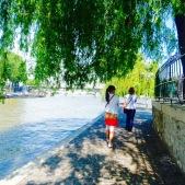 Tucker en Paris by IMarie