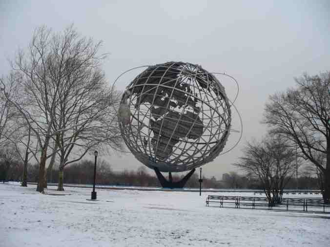 Flushing Meadows Park3 by IMarie