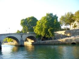 Paris desde el Sena1 by IMarie