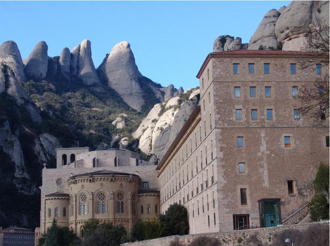 Monasterio de Montserrat 2