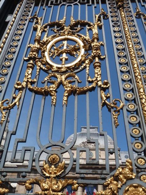 Palacio de Justicia Paris by IMarie