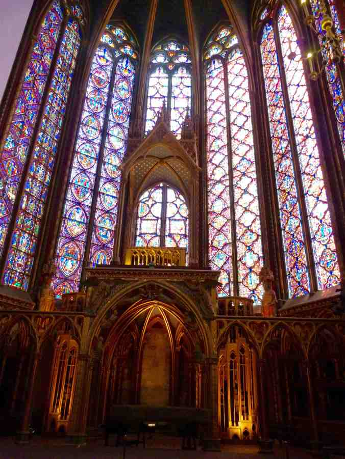 ST CHAPELLE by IMarie