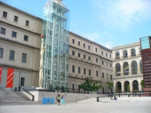 Museo Reina Sofia by IMarie