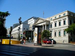 Palacio de los Diputados, Madrid by IMarie