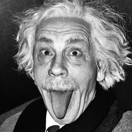 Einstein burla