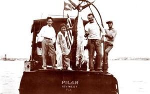 Hemingway en El Pilar