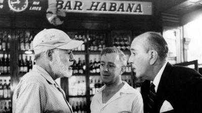 Hemingway en Sloppy Joe's
