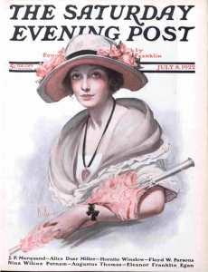 Saturday Night POst 1923