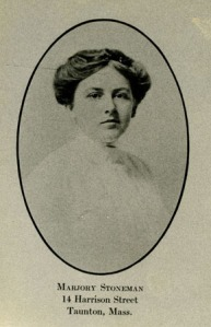 Young Marjory