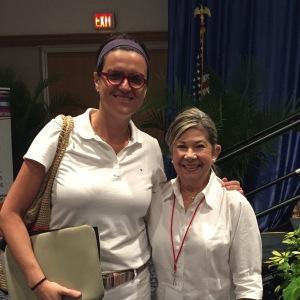Rayma Suprani e IMarie Núñez