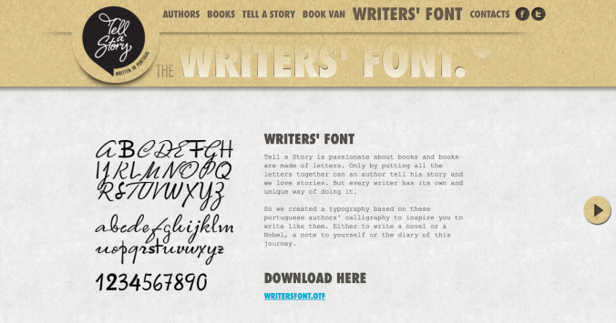 writers-font
