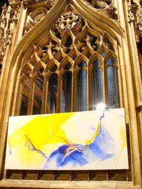 Cathédrale Sainte-Cécile Arte2 by IMarie Nuñez