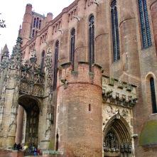 Torre-prision de la catedral.