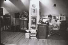 Kings, en las primeras de su carrera como autor.