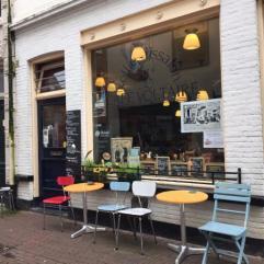 Café Voltaie, Noruega