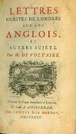 Voltaire Cartas Inglesas