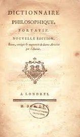 Voltaire Diccionario de Filosofia