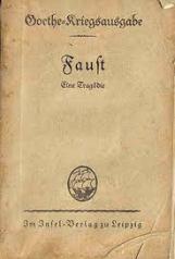 Goethe Fausto